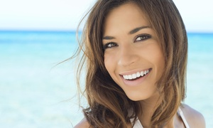 ROK Dental PC: Up to 84% Off In Office Whitening and Cleaning at ROK Dental PC