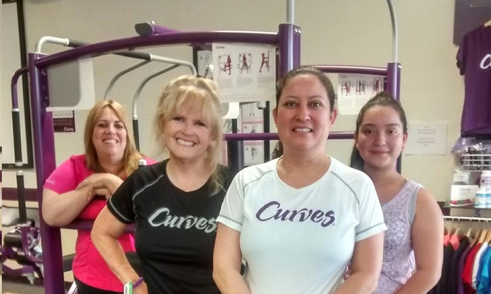 Curves La Sierra - La Sierra: Up to 86% Off Drop-In Fitness Workouts at Curves La Sierra