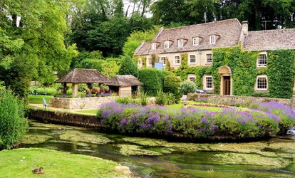 image for Cotswolds Tour with Lunch for a Child or Adult with Premium Tours (50% Off)