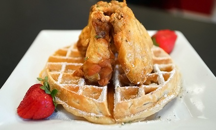 Breakfast and Lunch at SuperChef's Breakfast & More (Up to 40% Off). Two Options Available.