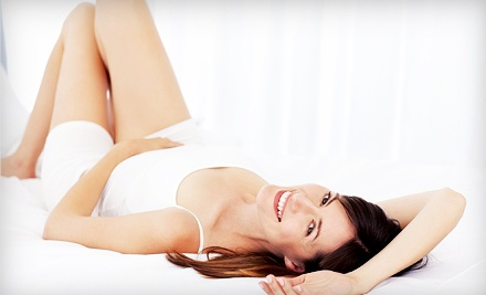 Six laser hair removal sessions for a small treatment area