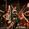 Half Off Basic Burlesque Course at Vaudezilla