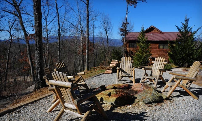 Watershed Cabins - Bryson City: Two-Night Stay in a One-, Two-, Three-, or Four-Bedroom Cabin at Watershed Cabins in Bryson City, NC