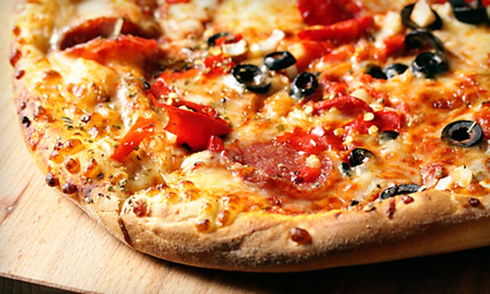 Highland Pizza Shop - Evansville: $6 for $12 Worth of Pizza and Italian Sandwiches at Highland Pizza Shop