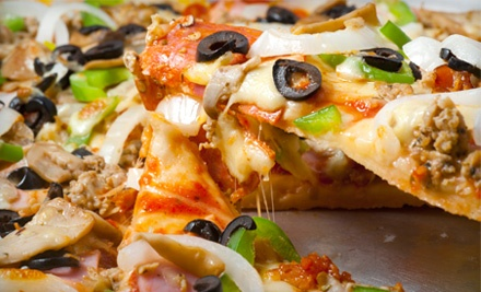 $16 Groupon to Brooklyn's Original Pizzeria - Brooklyn's Original Pizzeria in Ocala
