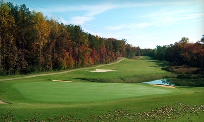 St. Andrews Country Club - St. Andrew's Country Club Estates: $35 for 18 Holes for Two with Cart Rental and Two Buckets of Range Balls at St. Andrews Country Club in Winston (Up to $92 Value)