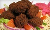 $10 for Mediterranean Fare at Falafel Hut in San Rafael