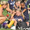 Half Off Heather Mitts Soccer ProCamp in West Chester