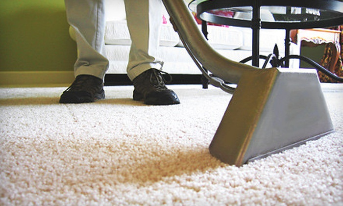 BluGalaxy - Citrus Ridge: Carpet Cleaning for Three or Five Rooms from BluGalaxy (52% Off)