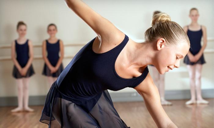 Studio de Danse Danielle - Multiple Locations: Eight Weeks of Dance or Music Lessons at Studio de Danse Danielle