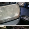 47% Off a Headlight Cleaning and Scratch Removal