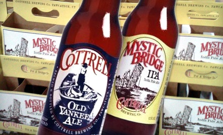 Cottrell Brewing Co. - Cottrell Brewing Co. in Pawcatuck
