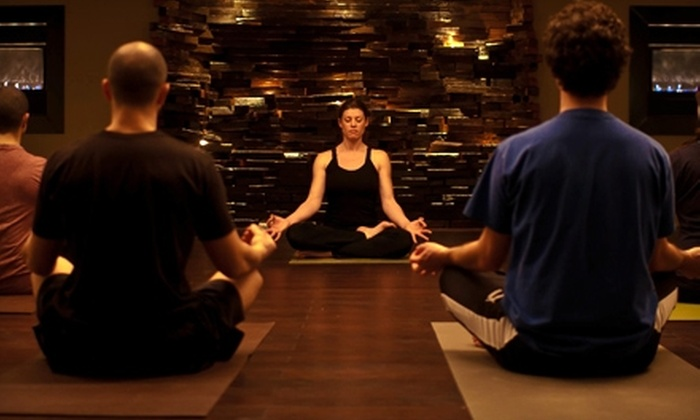 Amrita Yoga and Wellness - Northern Liberties/ Fishtown: 10-Class Pass or One-Month Unlimited-Class Pass to Amrita Yoga and Wellness