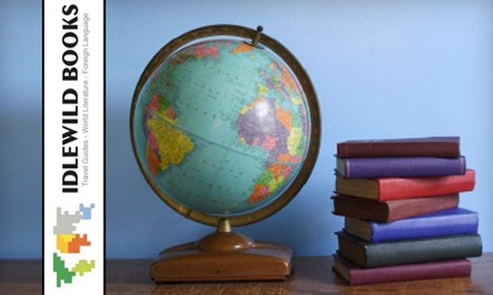 Idlewild Books - Flatiron District: $199 for a Two-Day Intensive Language Course for Travelers at Idlewild Books ($495 Value)