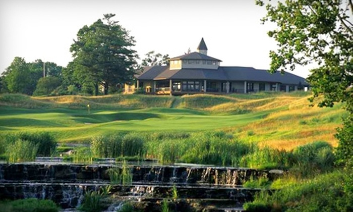 Valhalla Golf Club - East Louisville: $40 for Two One-Day Grounds Passes to Senior PGA Championship at Valhalla Golf Club ($80 Value)