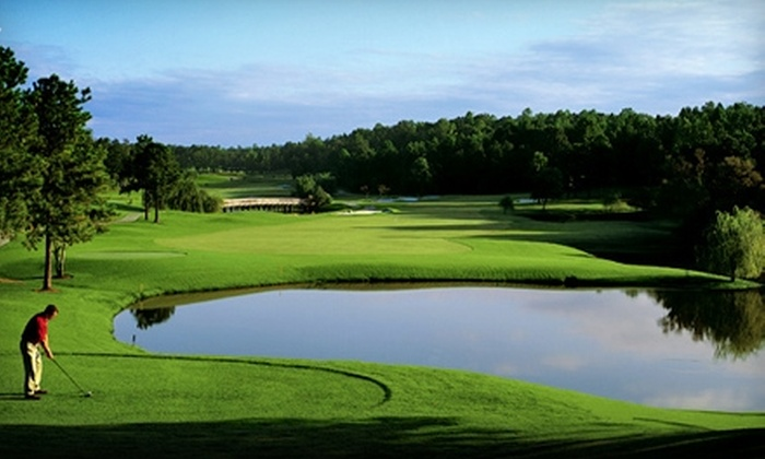 Ford's Colony Country Club - Powhatan: Golf Package at Ford's Colony Country Club in Williamsburg. Two Options Available.