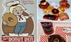Fox's Donut Den - Green Hills: $5 for $10 Worth of Donuts and More at Fox's Donut Den