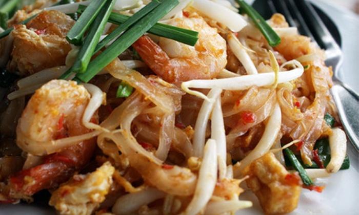 Lilly's Thai & Vietnamese - Las Vegas: $10 Worth of Thai and Vietnamese Fare