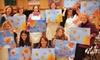 Artventureus! - Gaithersburg: 2.5-Hour Weekday or Sunday Social Painting Class or 3-Hour Saturday Social Painting Class at artventureUs in Gaithersburg (Half Off)