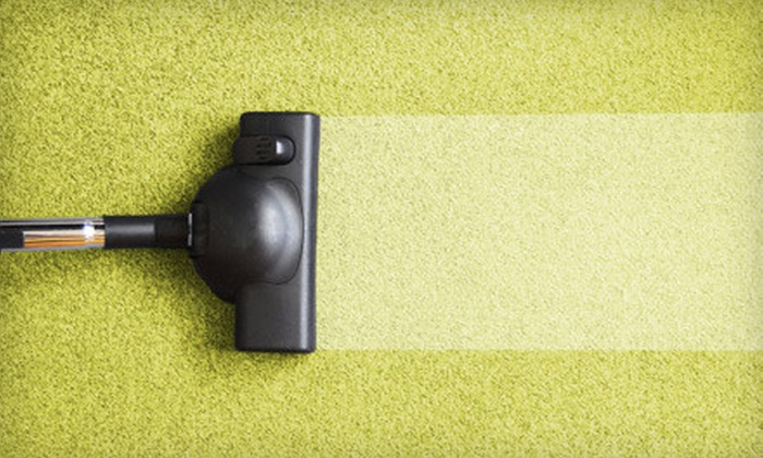 CR Cleans - Sandy: Green Carpet Cleaning of Three Rooms or a Whole House from CR Cleans (Up to 59% Off)