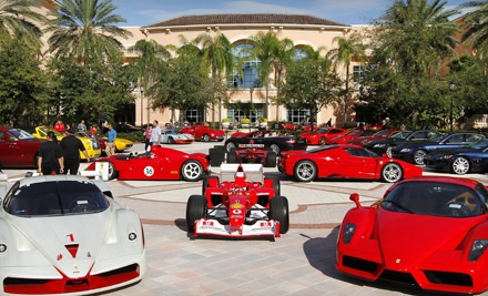 Festivals of Speed at the Ritz-Carlton Orlando on Sun., Nov. 13 from 10 a.m. to 4 p.m.: General Admission - Festivals of Speed in Orlando