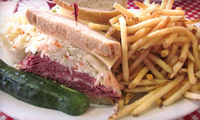 Steve's Deli - Near North Side: $25 for $50 Toward Catering for 10 or More People from Steve's Deli