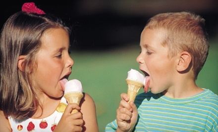 $8 Groupon to Fredericksburg Ice Cream Parlor - Fredericksburg Ice Cream Parlor in Fredericksburg