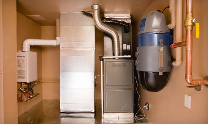 J.R. Putman - Campus Commons: $89 for a Home-Furnace Super-Tune-Up Package from J.R. Putman ($178 Value)