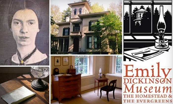 Emily Dickinson Museum - Amherst: Up to 51% Off at the Emily Dickinson Museum. Choose from Two Options.