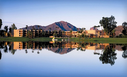 One-Night Stay for Two Adults in a Superior Room, Valid April 1April 25. Up to Two Kids 11 or Younger Stay Free. - Millennium Scottsdale Resort & Villas in Scottsdale