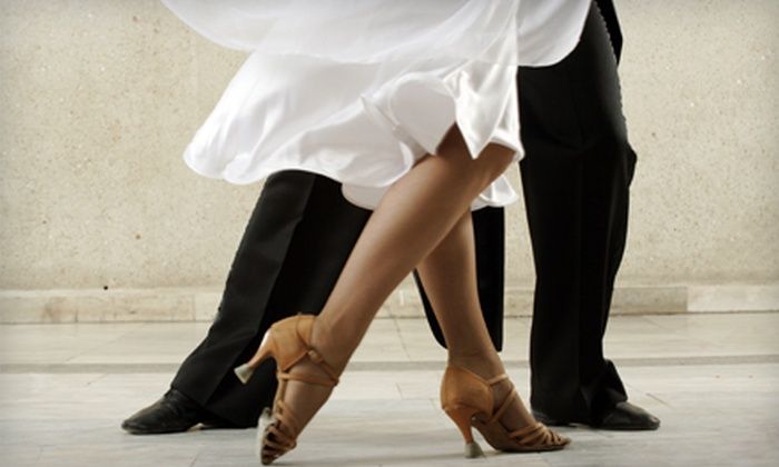 The Dancer in You at Anita Converse Studio - Fairlawn: $25 for Five Group Dance Classes at The Dancer in You at Anita Converse Studio (Up to $60 Value)
