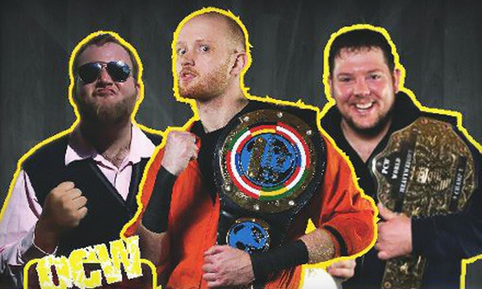"Ontario Championship Wrestling - Rideau Heights: Ontario Championship Wrestling's ""Hangover 2012"" Event for Two or Four on Saturday, January 21 (Up to 55% Off)"
