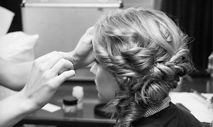 Glam Lounge - Central Raleigh: $55 for a Wedding Updo at Glam Lounge ($150 Value)