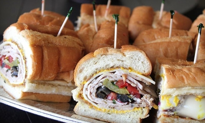 Reedley Sandwich Shop - Reedley: $6 for $12 Worth of Casual American Fare and Drinks at Reedley Sandwich Shop