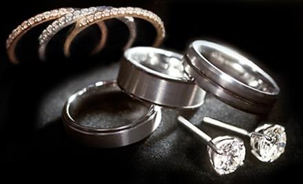 Men's Tungsten Band (a $200 value) - Mark Awad Diamonds & Fine Jewelry in Manhattan