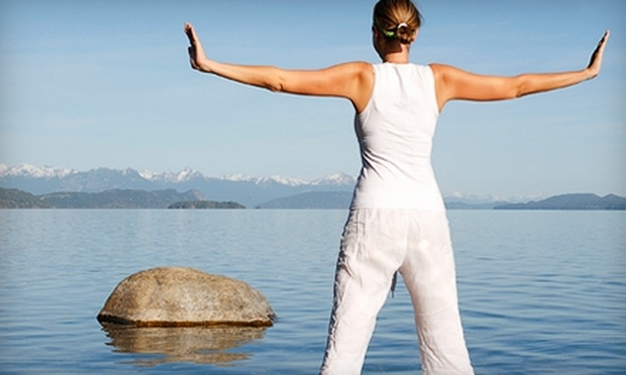 Experience Yoga Studios - Blackwood: $25 for Five Fitness Classes at Experience Yoga Studios in Blackwood ($62.50 Value)