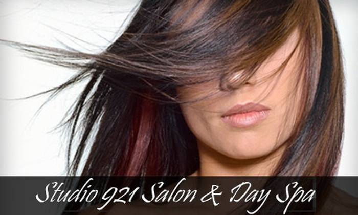 Studio 921 Salon and Day Spa - Riverside: $150 for a Keratin Smoothing Treatment at Studio 921 Salon and Day Spa ($350 Value)