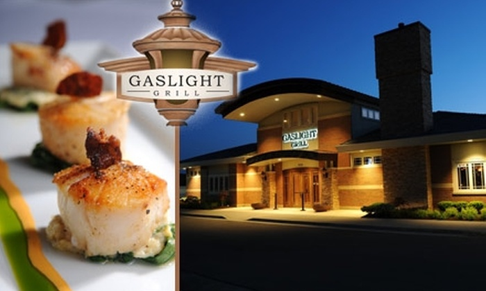 Gaslight Grill - Cornerstone Of Leawood: $20 for $40 of Classic American Cuisine at Gaslight Grill