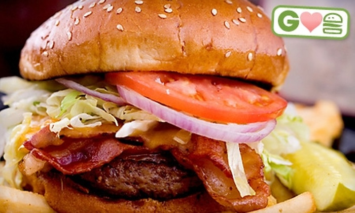 Babe's Old Fashioned Food - Multiple Locations: $6 for $12 Worth of Burgers and Classic American Eats at Babe's Old Fashioned Food
