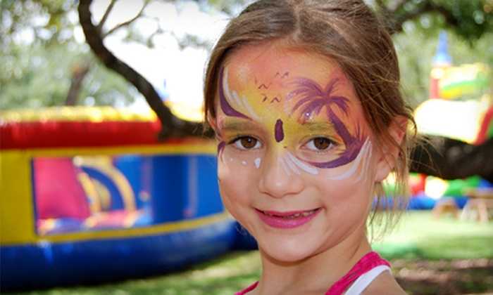 Family Celebration - Northwest Side: Two-Hour Basic Birthday Party or Deluxe Birthday Party Package at Family Celebration in Boerne