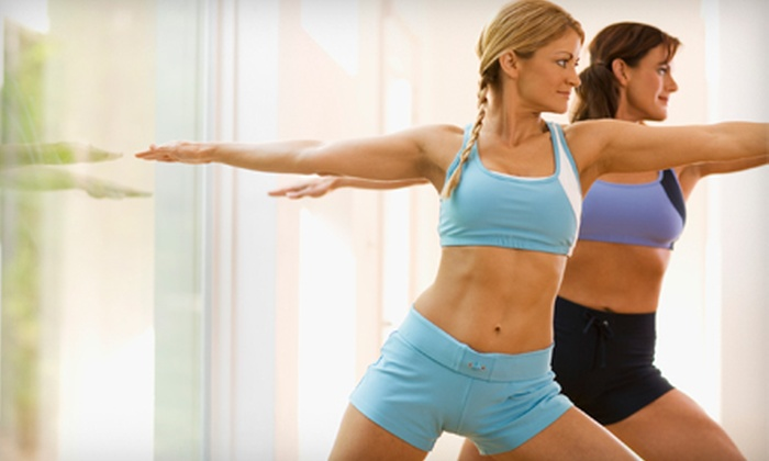 Lifestyle Fitness - Newark: $25 for Five Yoga Classes at Lifestyle Fitness (Up to $70 Value)