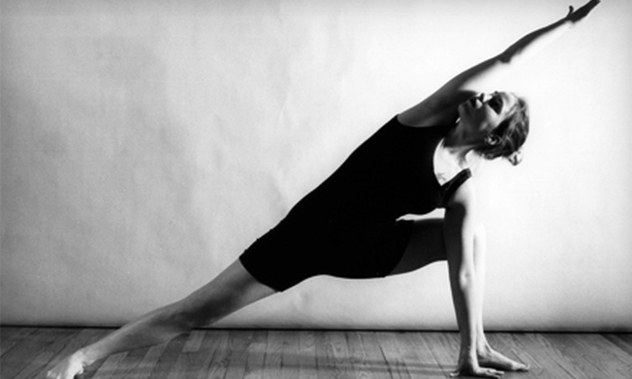 Half Moon Yoga - Medina: $32 for Five Classes at Half Moon Yoga in Medina ($65 Value)