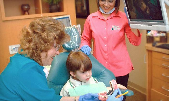 Seguin Smiles - Seguin: Child's or Teen's Dental Package at Seguin Smiles