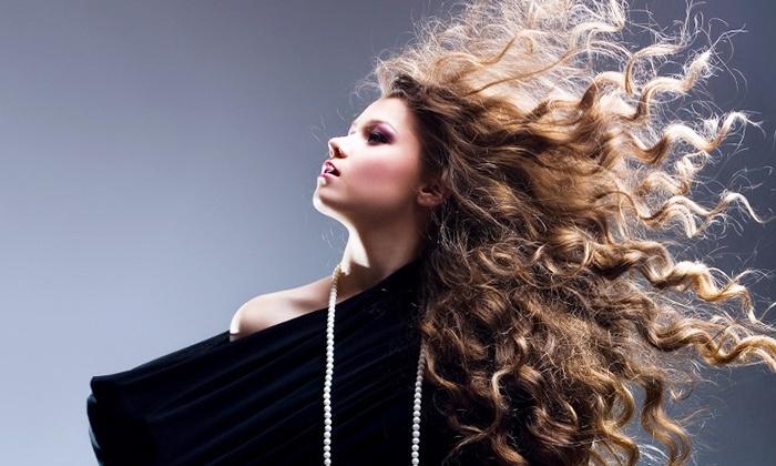 Sublimez votre chevelure color 39 s coiffure et esthetique groupon - Shampoing coupe brushing ...