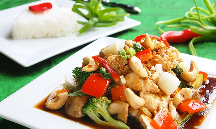 The Kitchen of Thai - Jumeirah Lake Towers: 3-course Meal for up to 4 People starting from AED 45 at The Kitchen of Thai, JLT