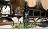BK Cellars Urban Winery & Tasting Lounge - West Escondido: Wine Tasting for Two with a Bottle of Wine at BK Cellars (Up to 47% Off)