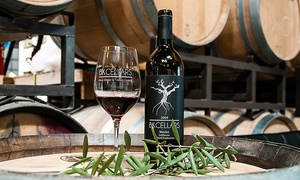 BK Cellars: Wine Tasting for Two or Four, or Wine Tasting for Two with Bottle of Wine at BK Cellars (Up to 52% Off)