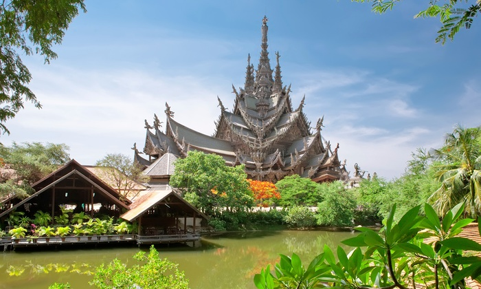 Thailand Tour With Hotel And Air From Gate Travel In Bangkok - 10 cool day trips from bangkok