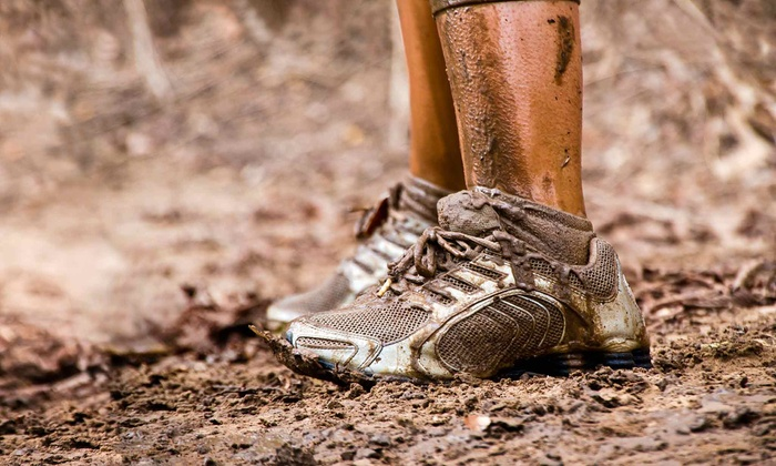 Survivor Mud Run - Valley Dirt Riders: Survivor Mud Run for One or Two on Saturday, July 19 (Up to 48% Off)