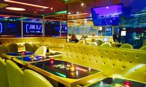 Restaurant Le Nil Lunch Bar: Un burger au choix, frites, boisson, et dessert pour 2 ou 4 personnes dès 19,90 € au Restaurant Le Nil Lunch Bar, 15e